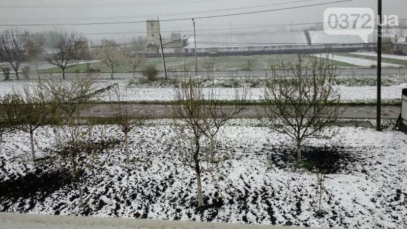 Буковину засипає снігом (фото), фото-7