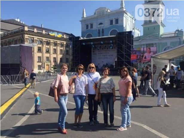 Чернівецькі школярі вивчали німецьку мову на фестивалі у Києві, фото-2