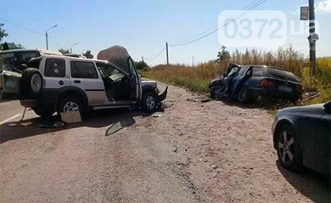 ДТП У Чернівцях: постраждали жінка та 2-річна дитина, фото-2