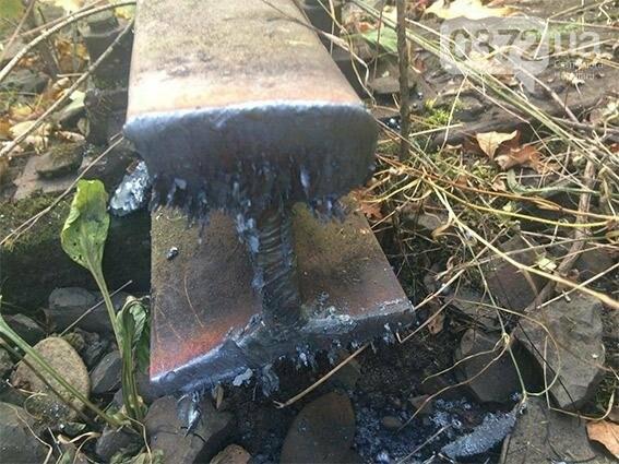 На Буковині викрили крадіїв залізничної колії, фото-1