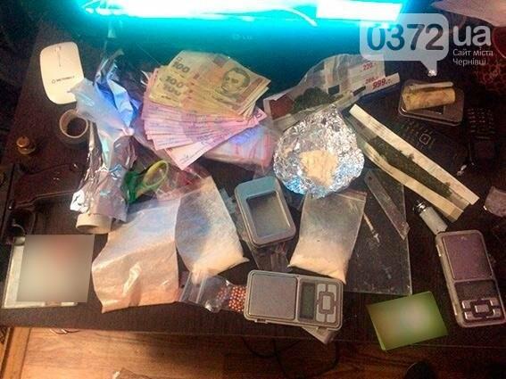 Двоє чернівчан зберігали та розповсюджували наркотики (фото), фото-2