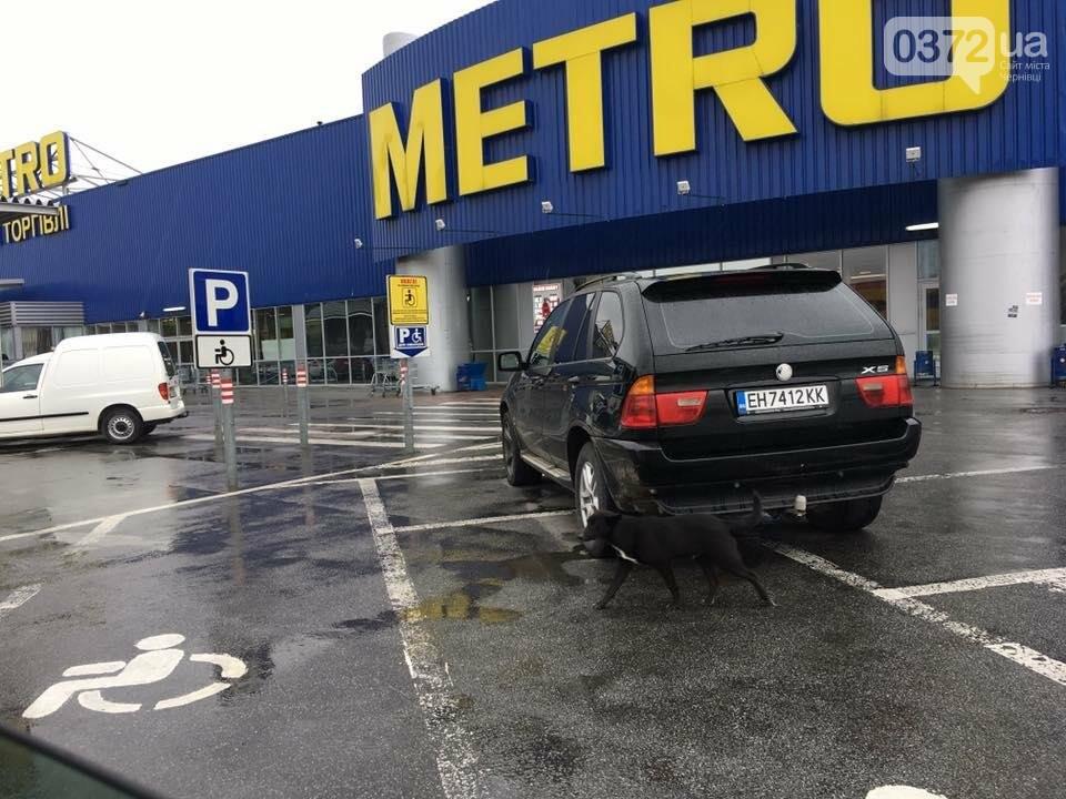 """Як паркуються """"культурні"""" чернівчани? (ФОТО), фото-3"""