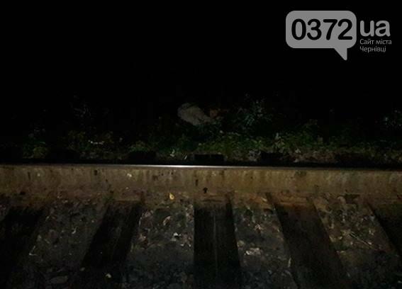 28-річний чернівчанин загинув на залізничній колії (ФОТО), фото-1