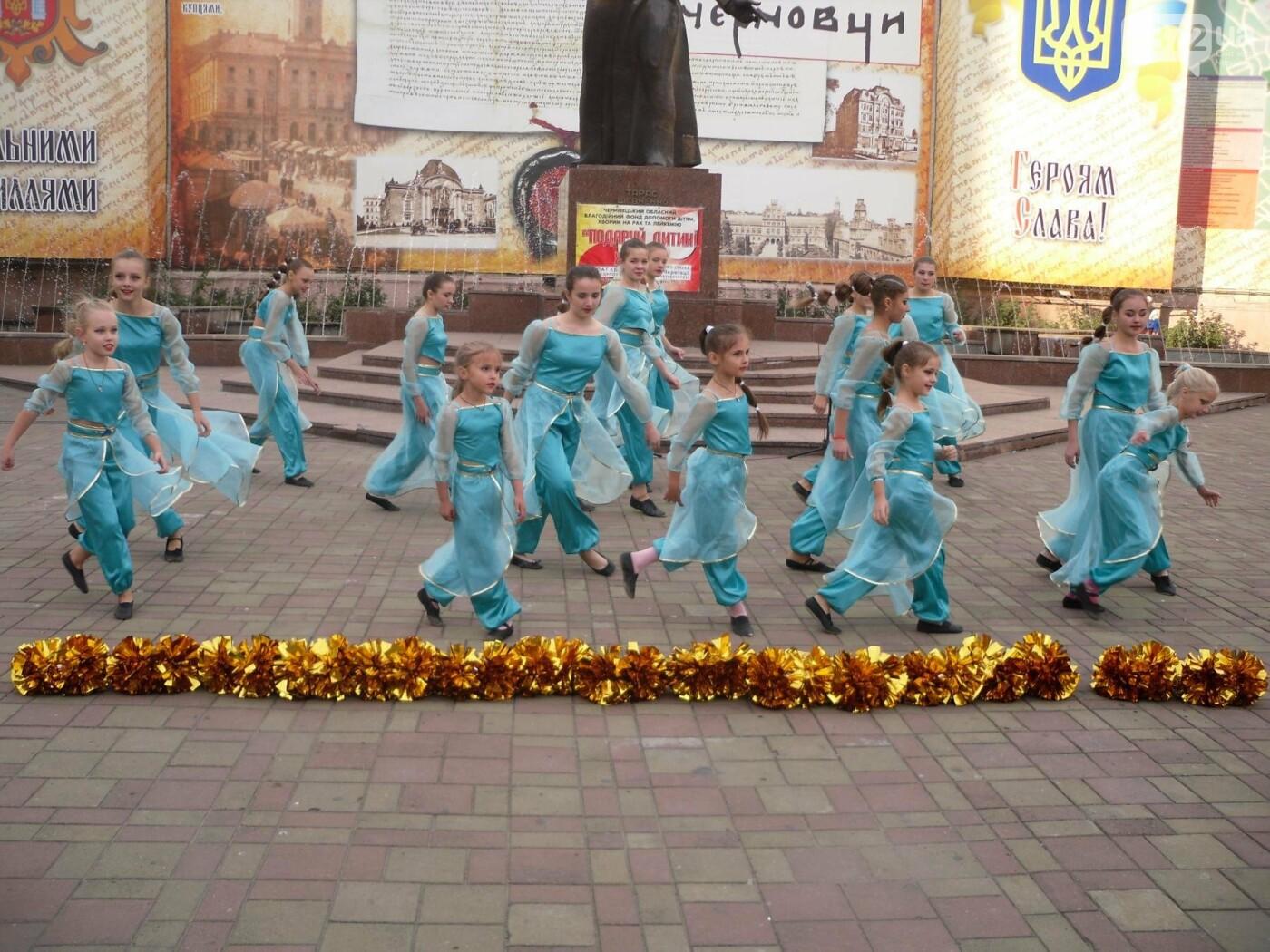У Чернівцях співали і танцювали заради хворих дітей (ФОТО), фото-1