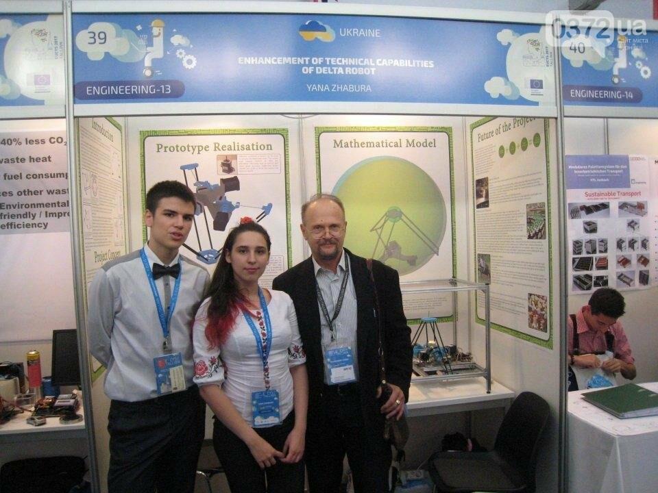 Чернівецьких школярів відзначили на Конкурсі молодих вчених в Естонії, фото-3