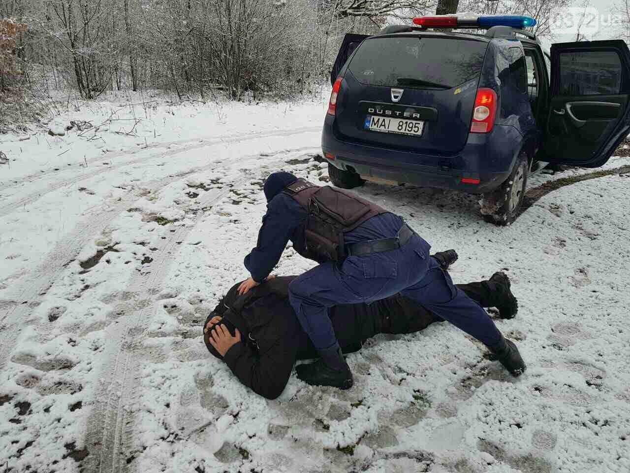 На Буковині при спробі незаконного перетину кордону затримали грузина (фото), фото-3