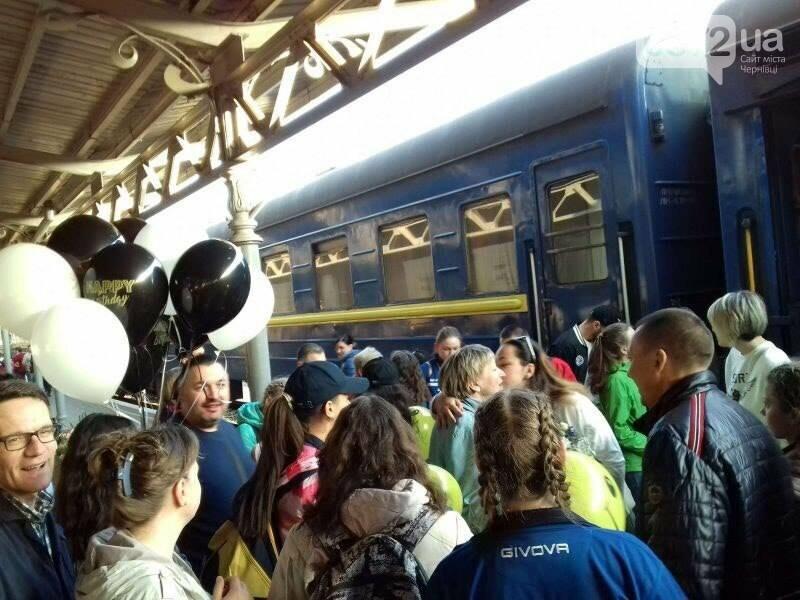 Чернівецькі волейболістки привезли золото із Чемпіонату України (фото), фото-2