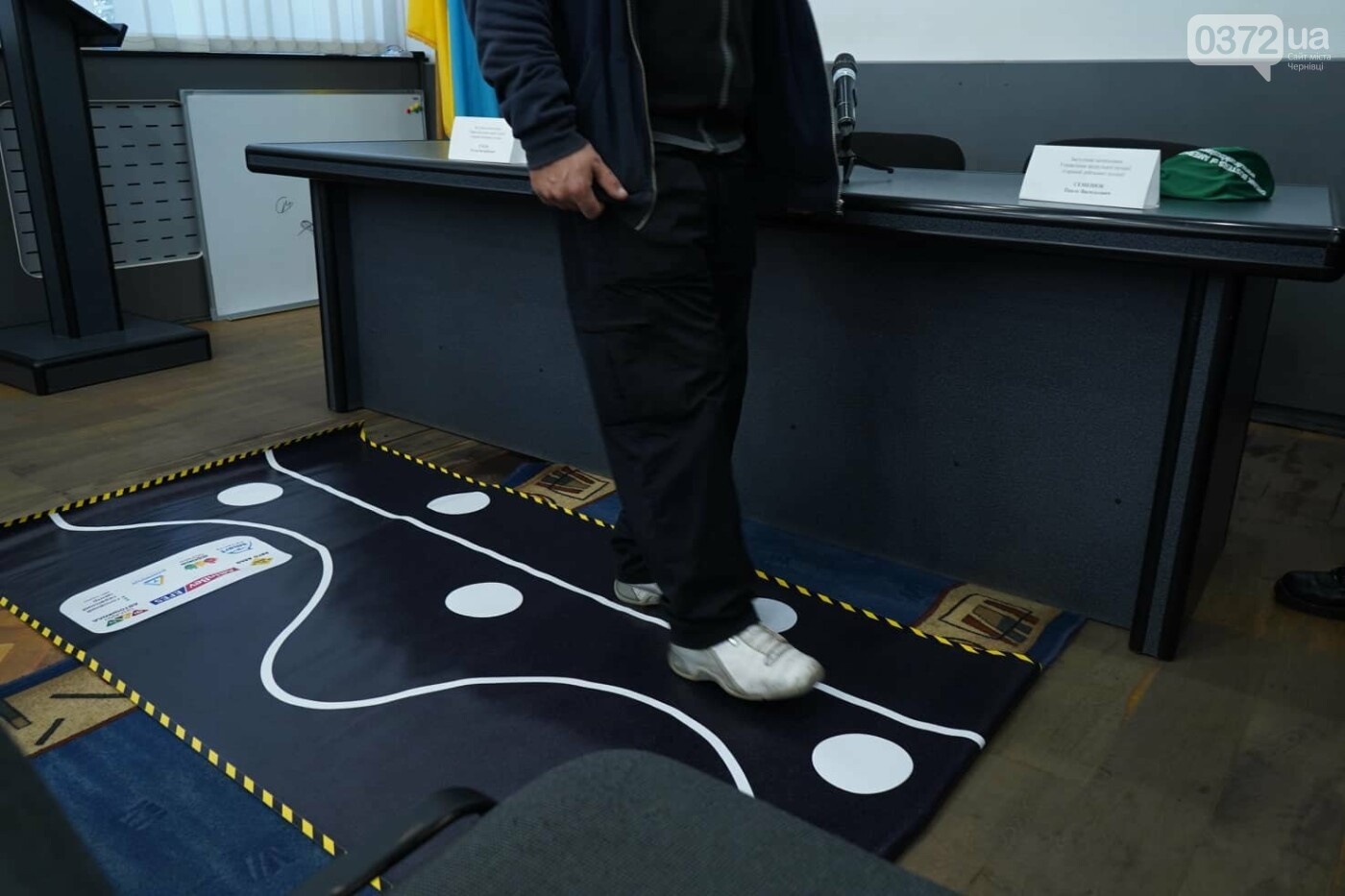 Алкоокуляри для водіїв: у Чернівцях презентували прилад, який імітує стан сп'яніння, фото-2