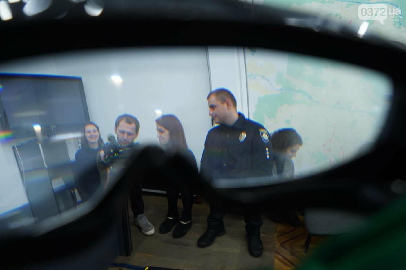 Алкоокуляри для водіїв: у Чернівцях презентували прилад, який імітує стан сп'яніння, фото-1