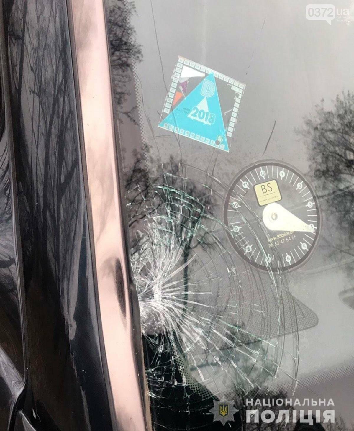 Буковинець збив автомобілем жінку та втік з місця пригоди: поліція знайшла зловмисника , фото-1
