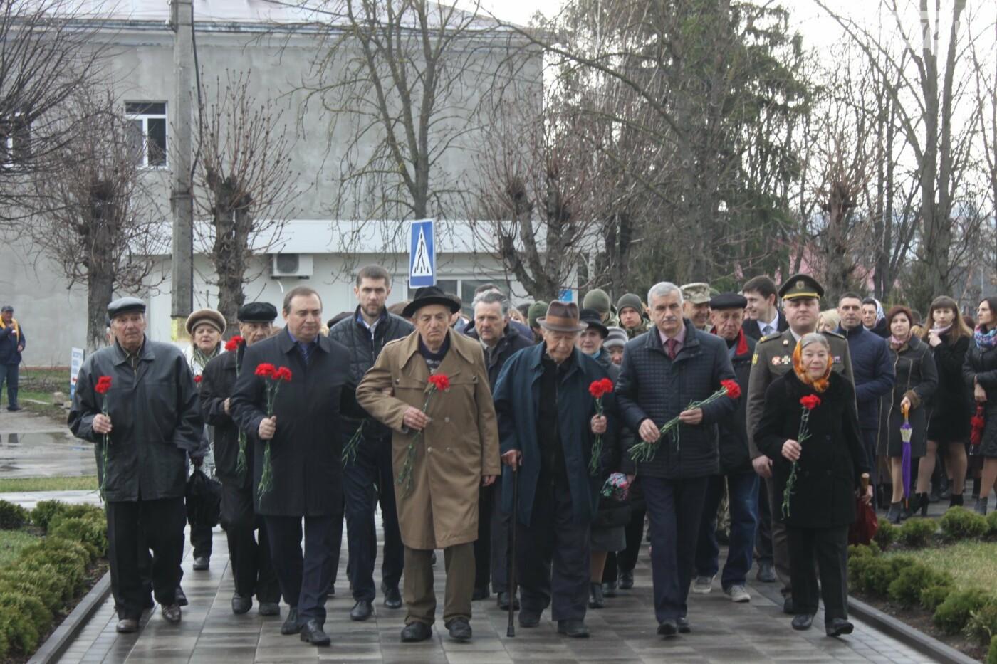 На Сокирянщині відзначили 75-ту річницю визволення від нацистів, фото-2