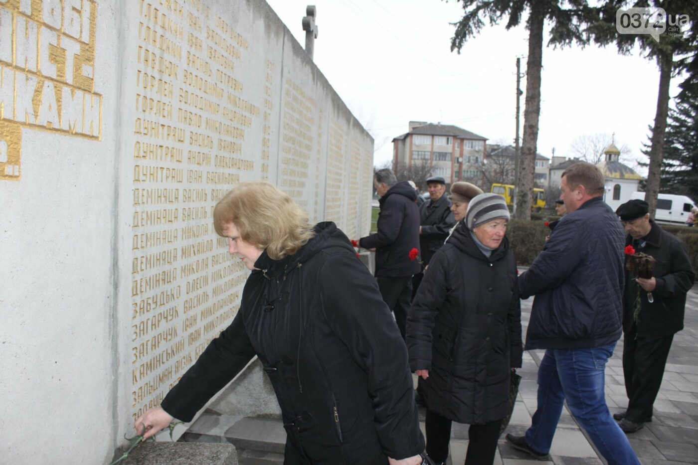 На Сокирянщині відзначили 75-ту річницю визволення від нацистів, фото-5
