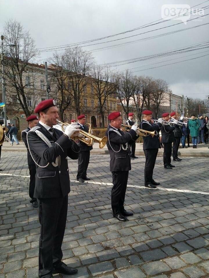 В Чернівцях вшанували пам'ять воїнів-визволителів , фото-3
