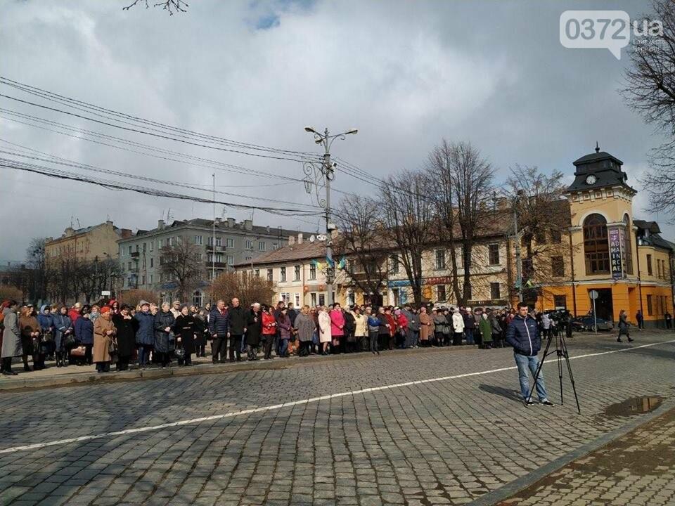В Чернівцях вшанували пам'ять воїнів-визволителів , фото-4