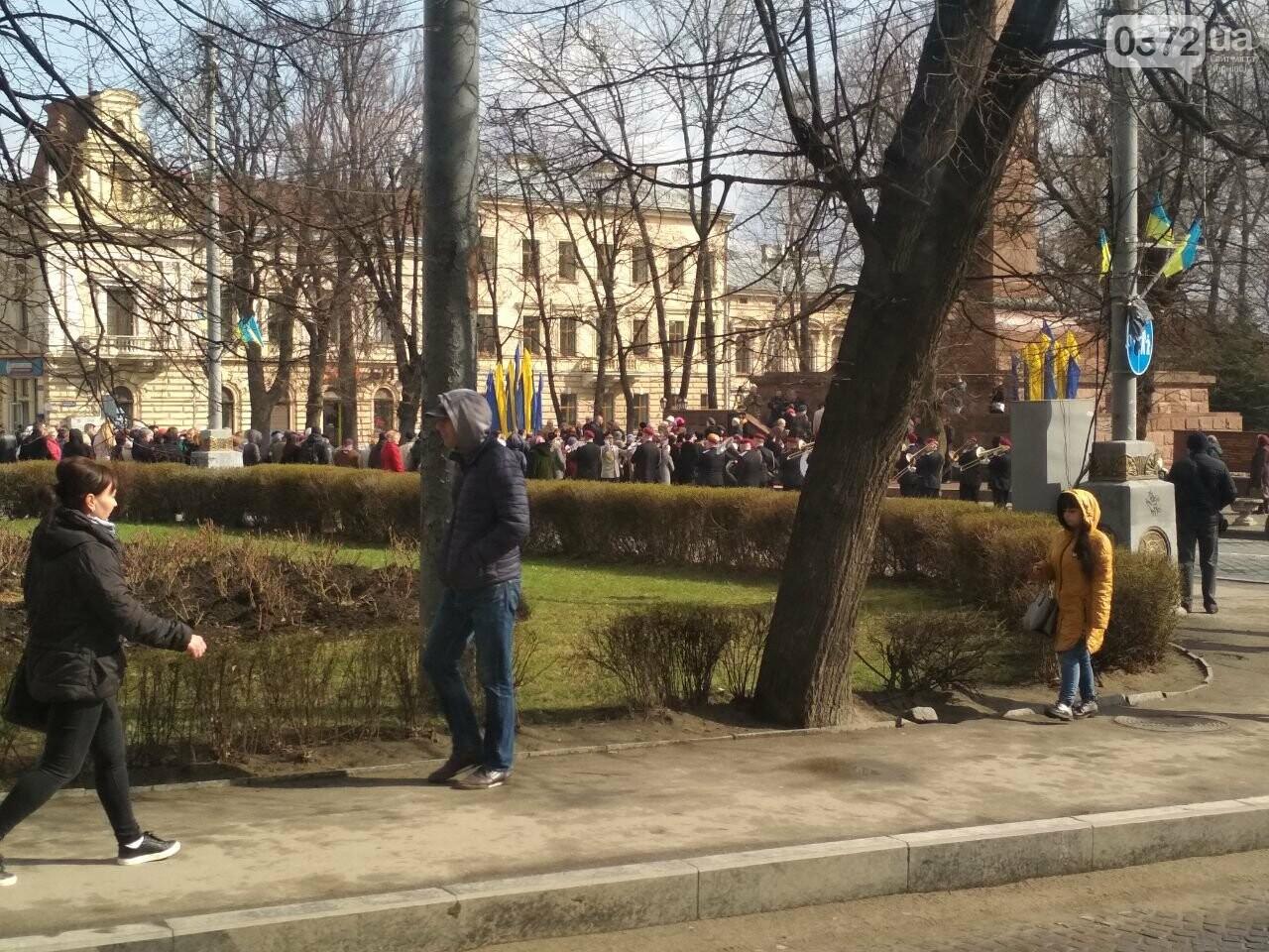 В Чернівцях вшанували пам'ять воїнів-визволителів , фото-6