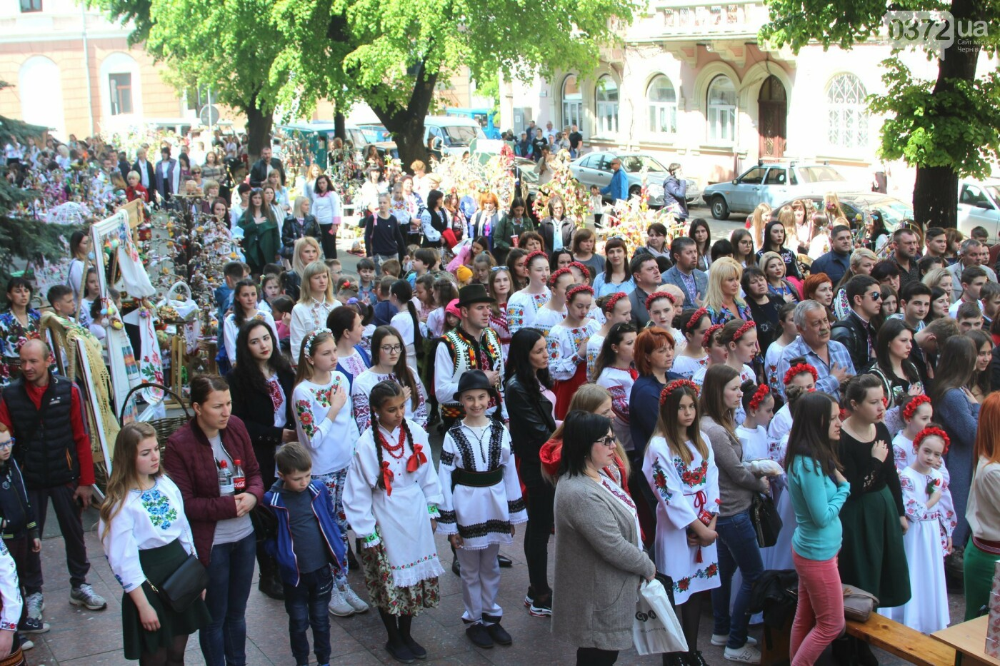 В Чернівцях на фестивалі Розквітай, писанко!» нагородили кращі роботи, фото-14
