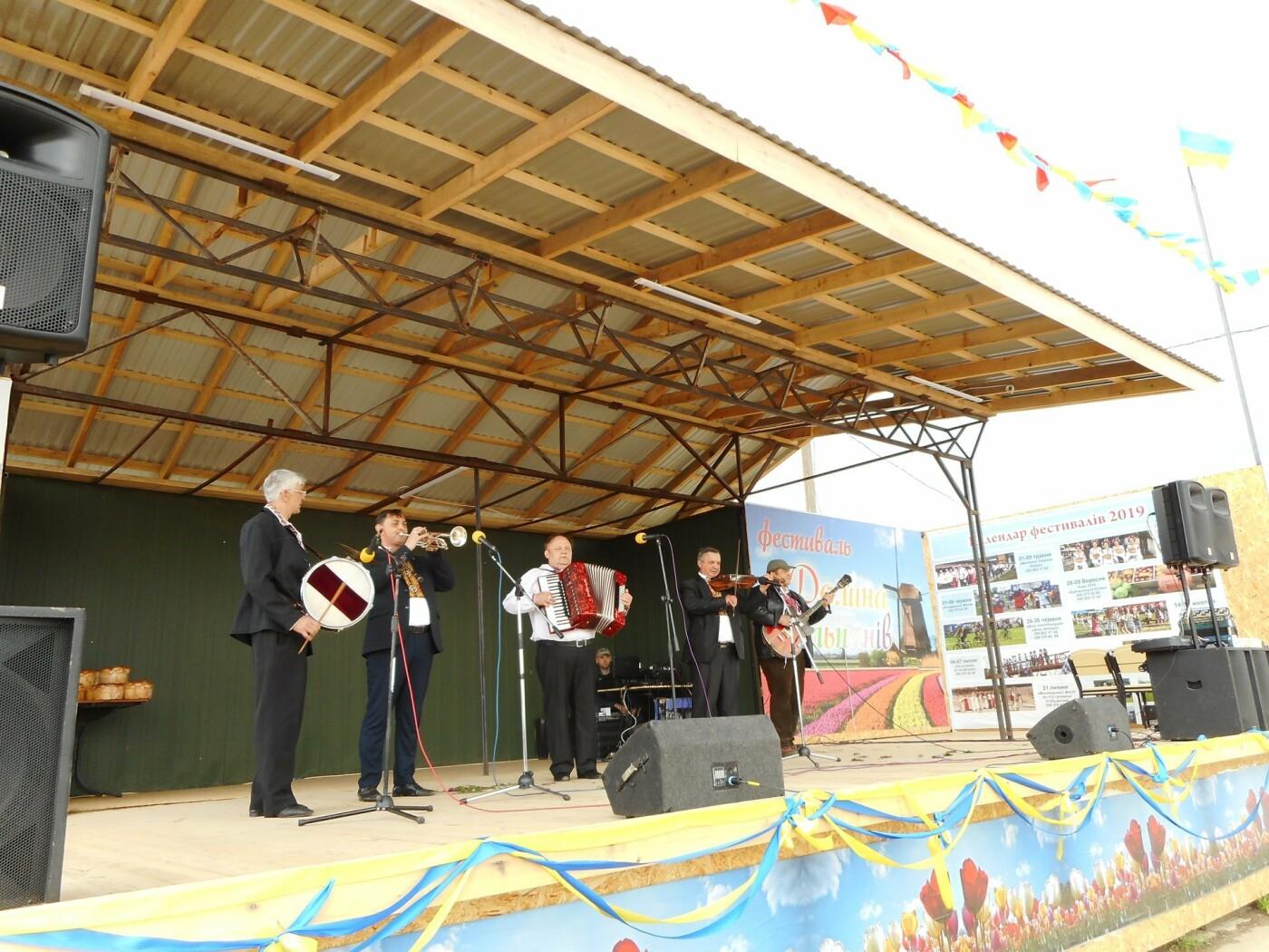 На Буковині провели родинне свято в Долині тюльпанів, фото-11