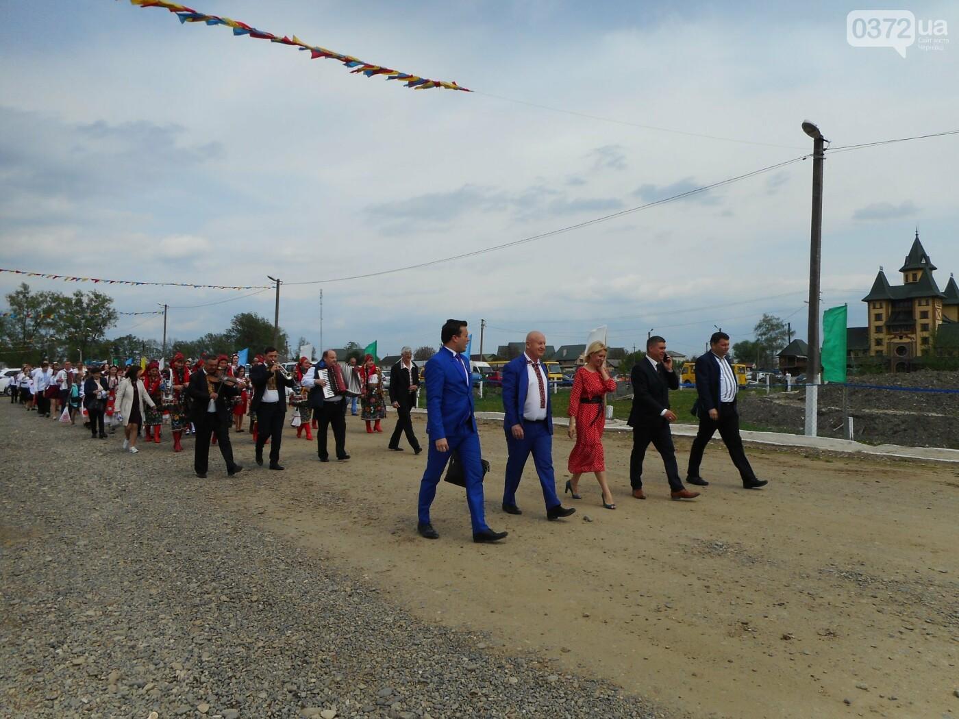 На Буковині провели родинне свято в Долині тюльпанів, фото-27