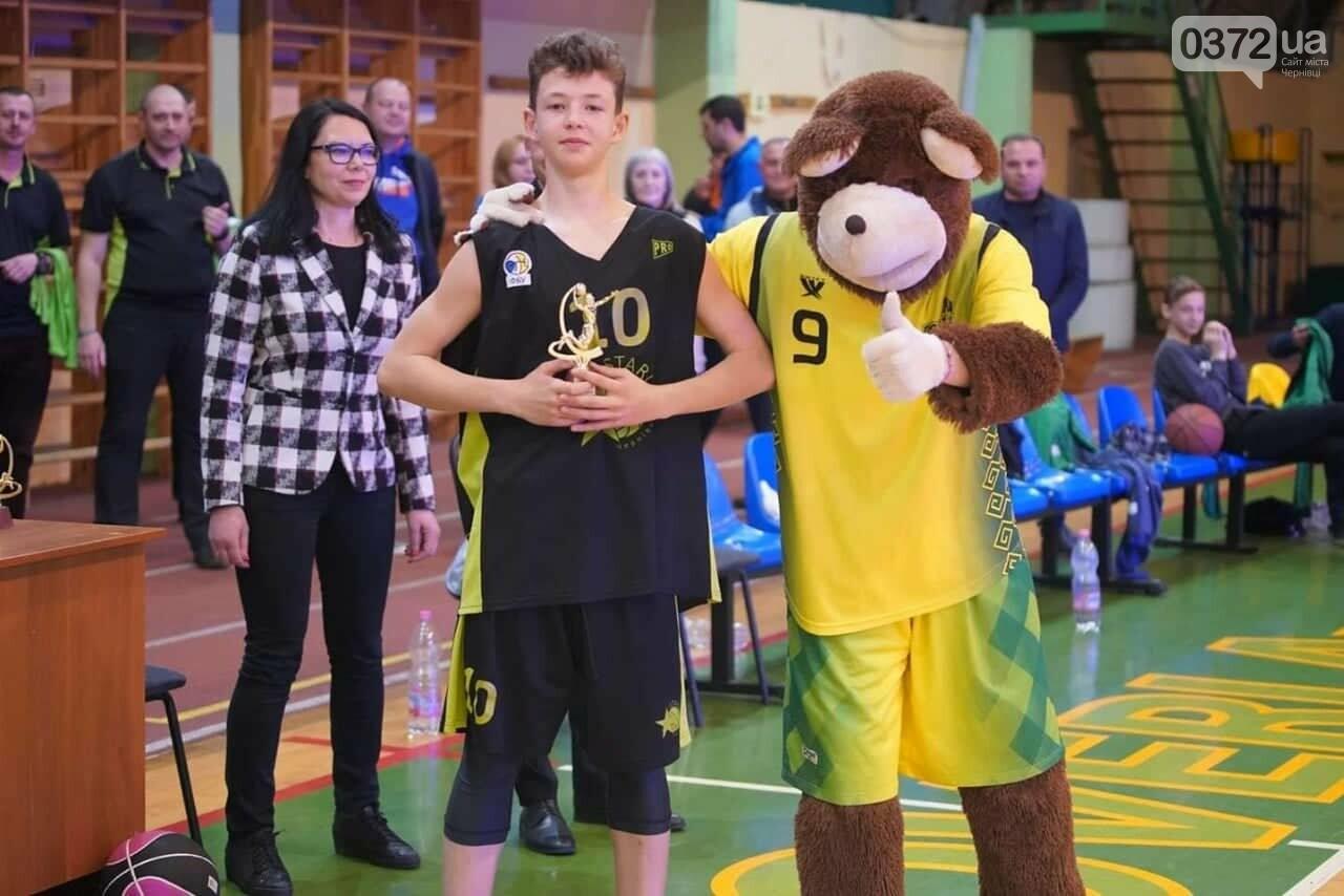 Юні чернівчани здобули срібло у Всеукраїнському турнірі з баскетболу , фото-2
