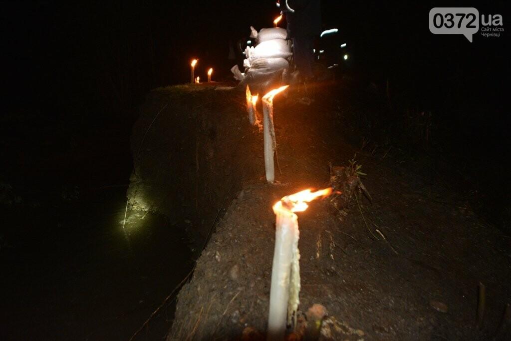 На Буковині завершили роботи з укріплення дамби на річці Черемош, фото-2