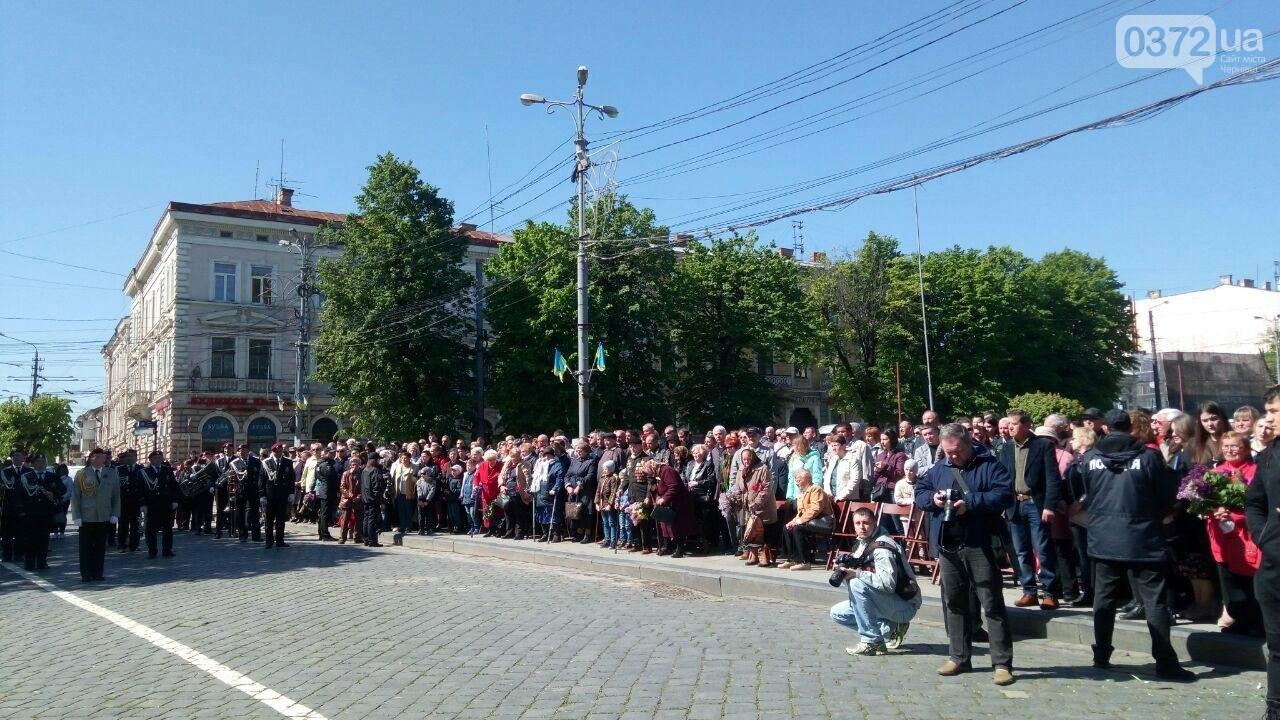 В Чернівцях вшанували пам'ять загиблих воїнів в Другій світовій війні (ФОТО), фото-2
