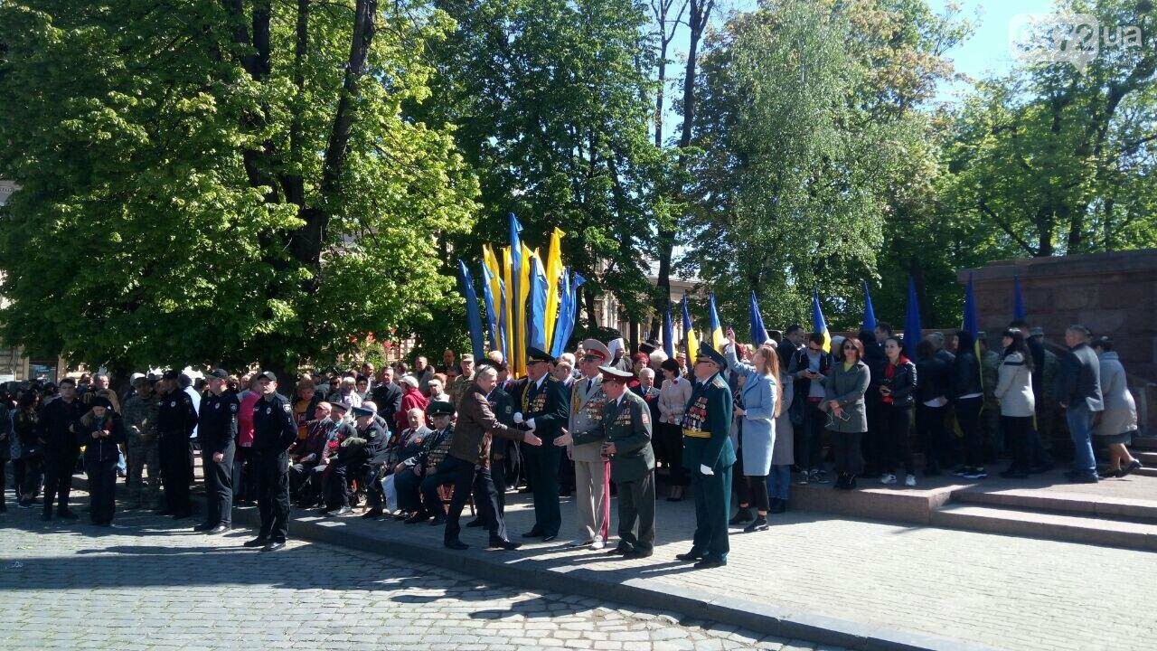 В Чернівцях вшанували пам'ять загиблих воїнів в Другій світовій війні (ФОТО), фото-3