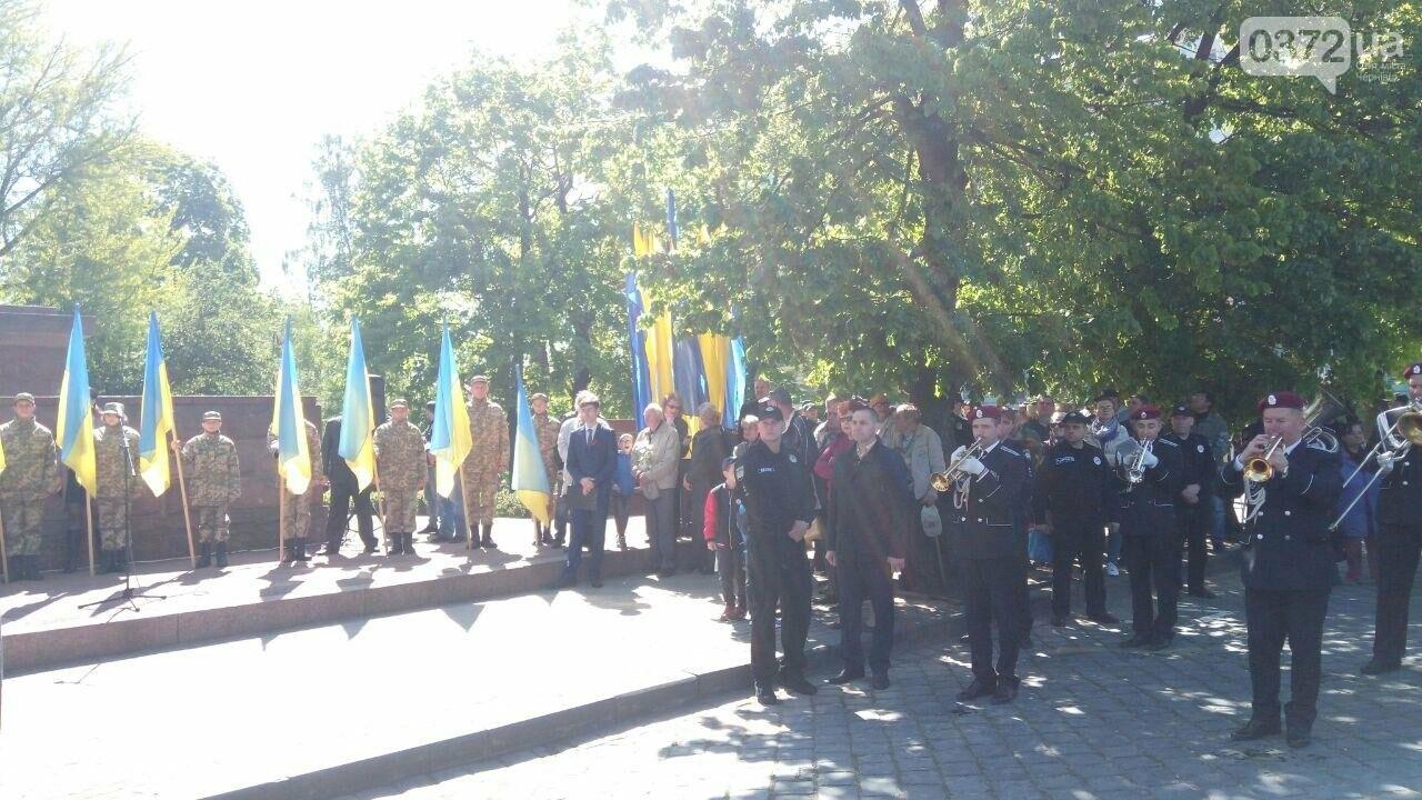 В Чернівцях вшанували пам'ять загиблих воїнів в Другій світовій війні (ФОТО), фото-4
