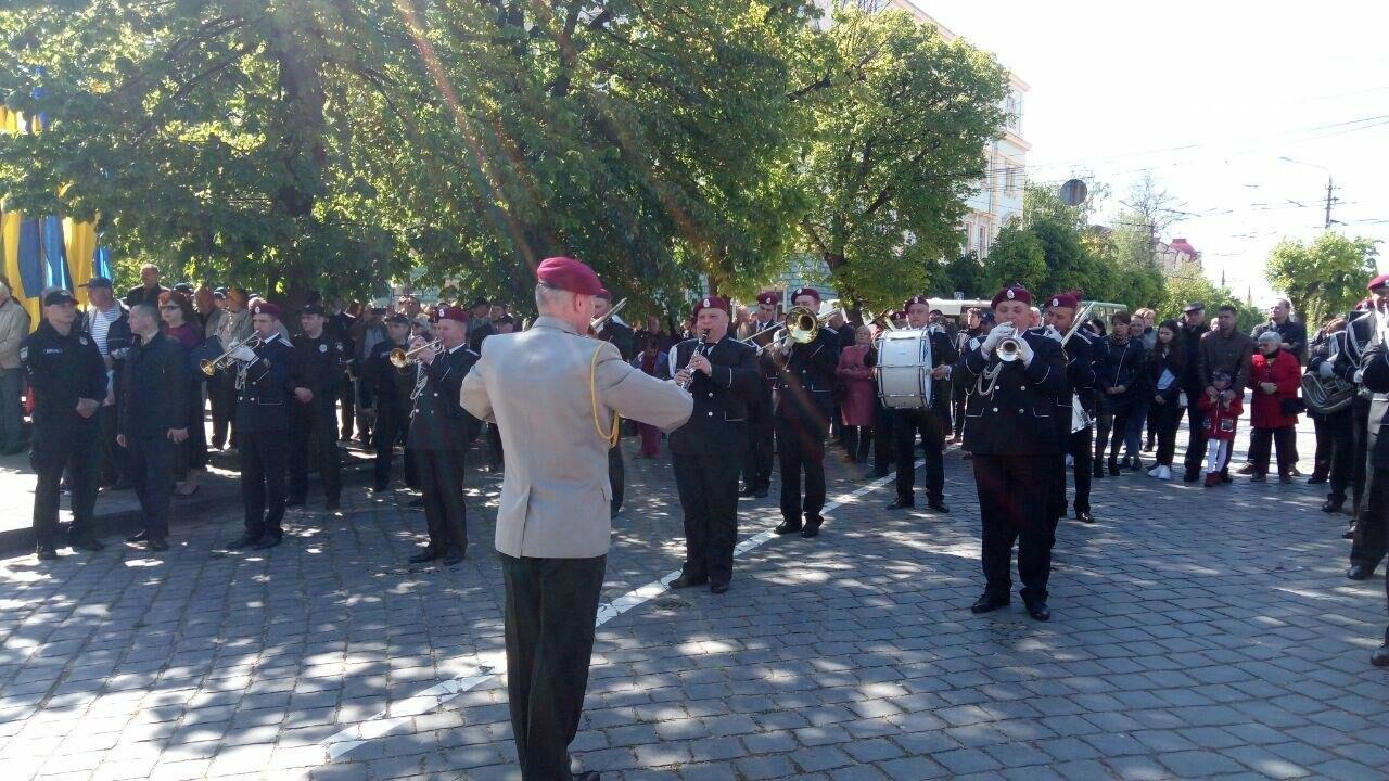 В Чернівцях вшанували пам'ять загиблих воїнів в Другій світовій війні (ФОТО), фото-7