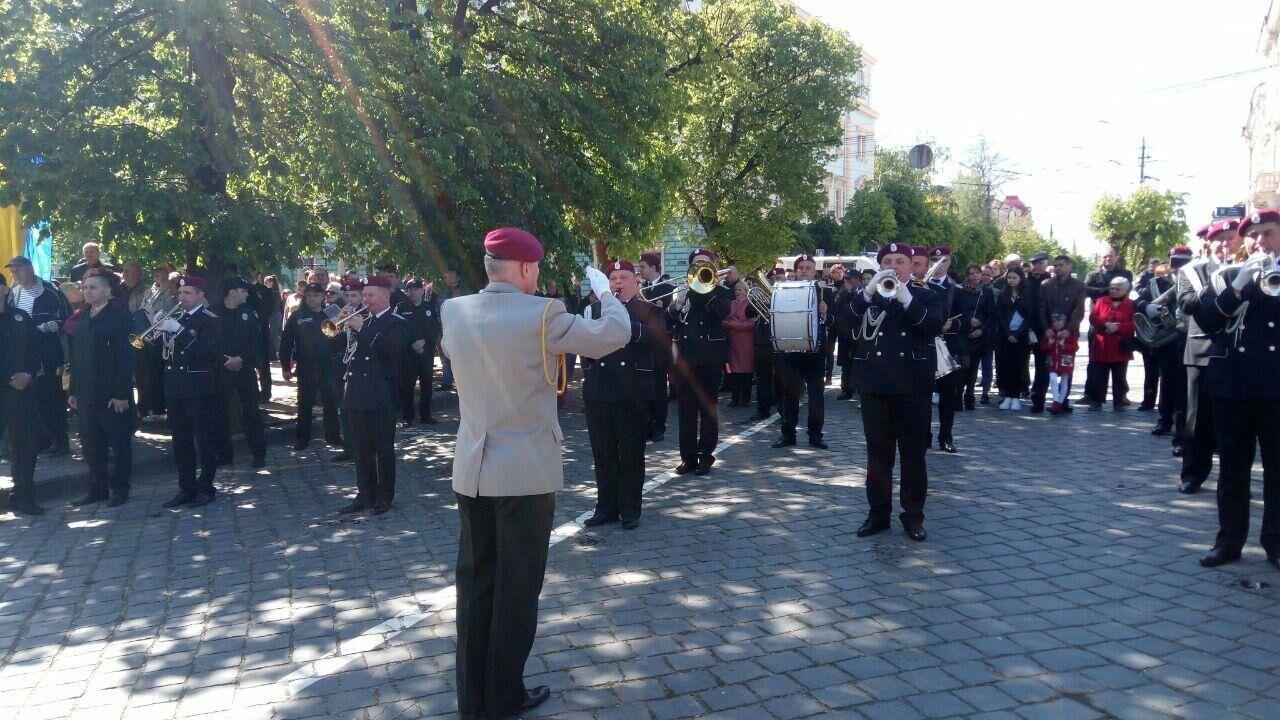 В Чернівцях вшанували пам'ять загиблих воїнів в Другій світовій війні (ФОТО), фото-8