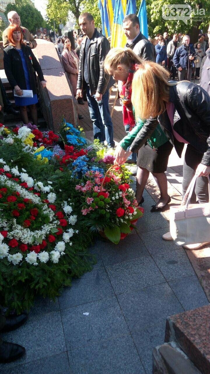 В Чернівцях вшанували пам'ять загиблих воїнів в Другій світовій війні (ФОТО), фото-14