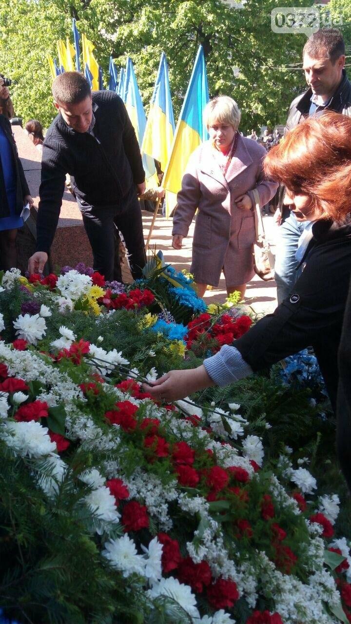 В Чернівцях вшанували пам'ять загиблих воїнів в Другій світовій війні (ФОТО), фото-19