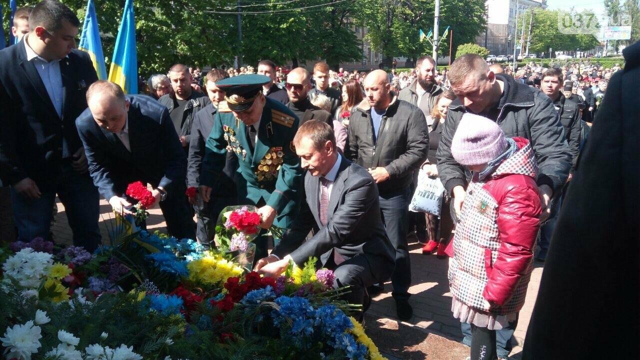 В Чернівцях вшанували пам'ять загиблих воїнів в Другій світовій війні (ФОТО), фото-27
