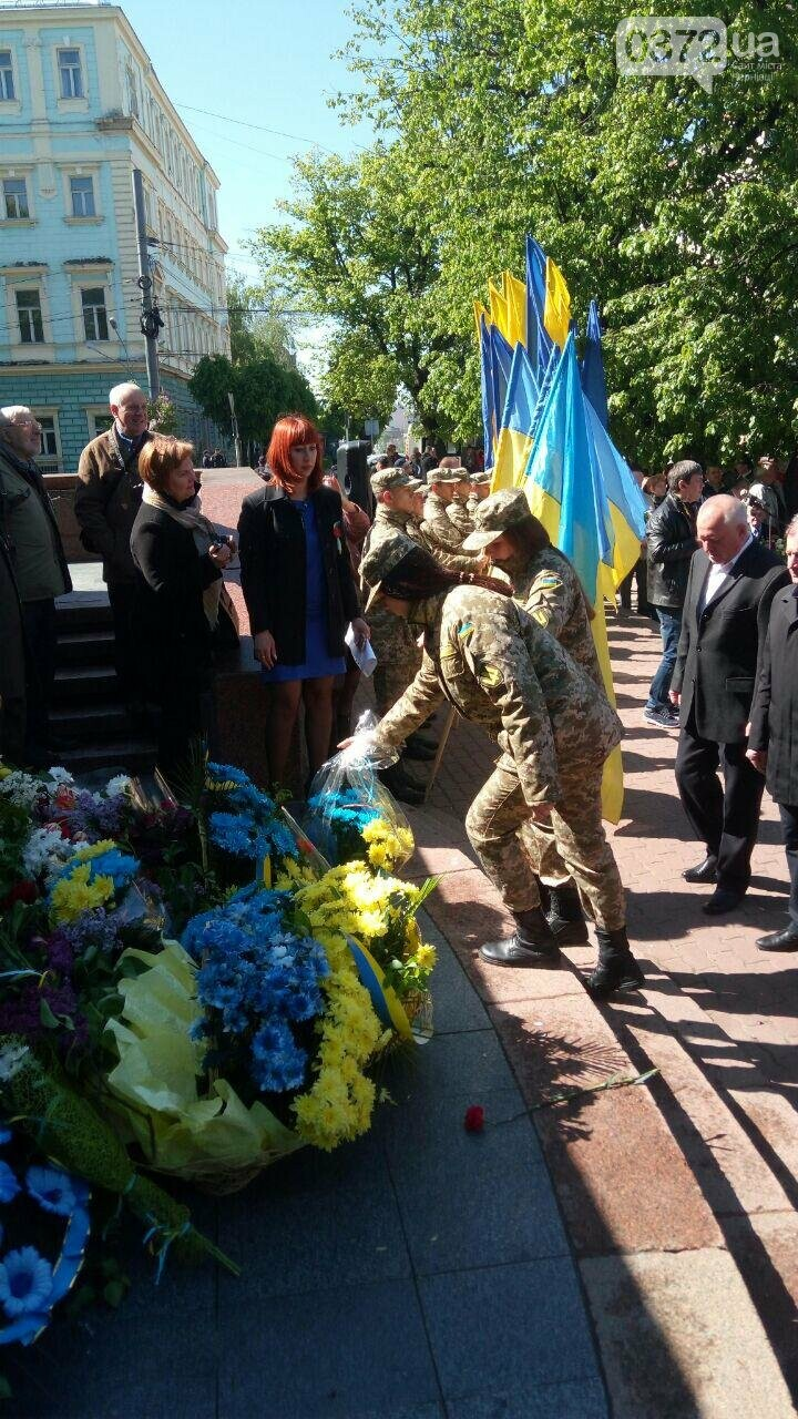 В Чернівцях вшанували пам'ять загиблих воїнів в Другій світовій війні (ФОТО), фото-42