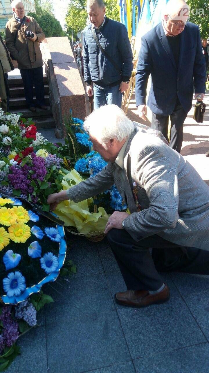 В Чернівцях вшанували пам'ять загиблих воїнів в Другій світовій війні (ФОТО), фото-46