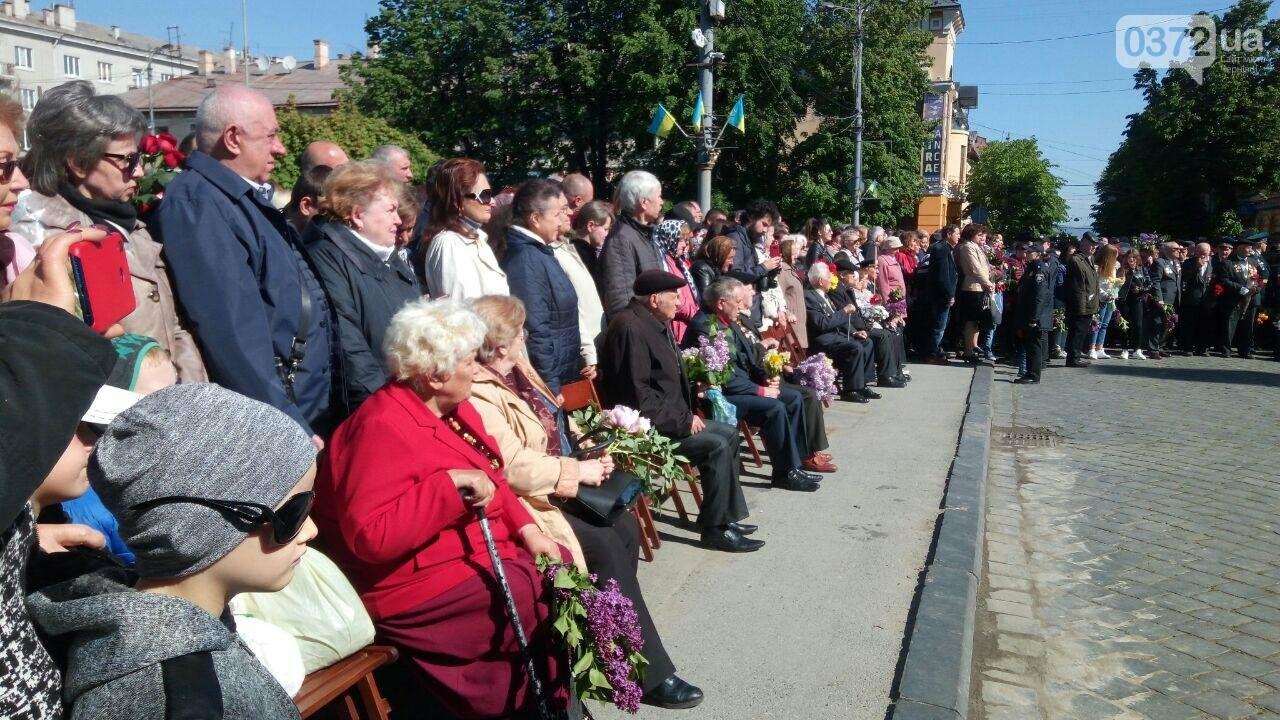 В Чернівцях вшанували пам'ять загиблих воїнів в Другій світовій війні (ФОТО), фото-85