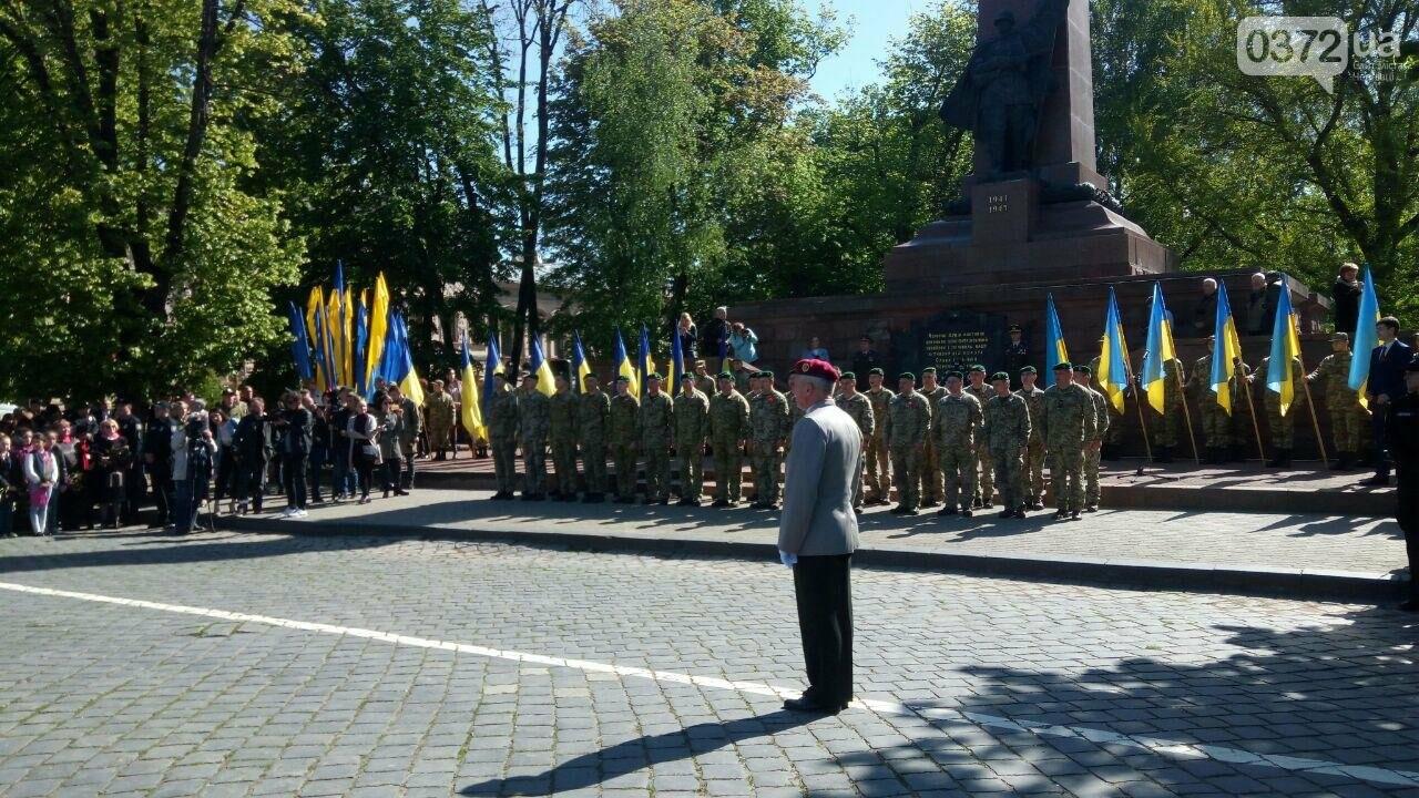В Чернівцях вшанували пам'ять загиблих воїнів в Другій світовій війні (ФОТО), фото-86