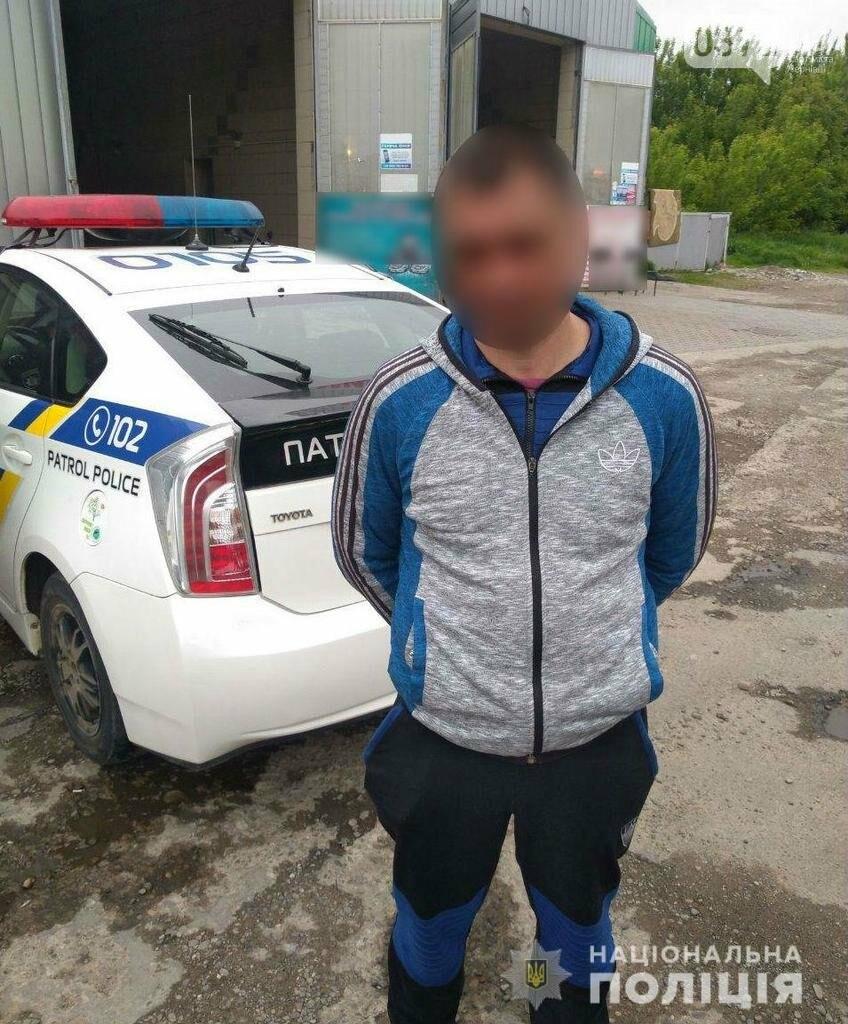 В Чернівцях двоє уродженців Грузії пограбували 32-річного чоловіка, фото-1