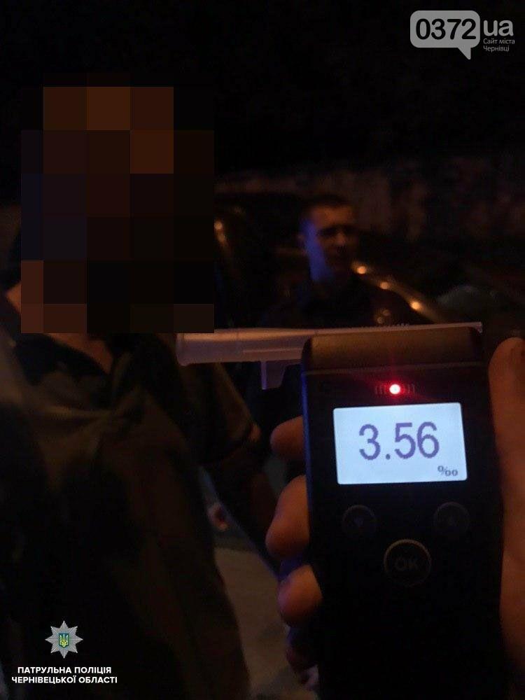 """Чернівчани """"б'ють рекорди"""": збільшилась кількість нетверезих водіїв, фото-3"""