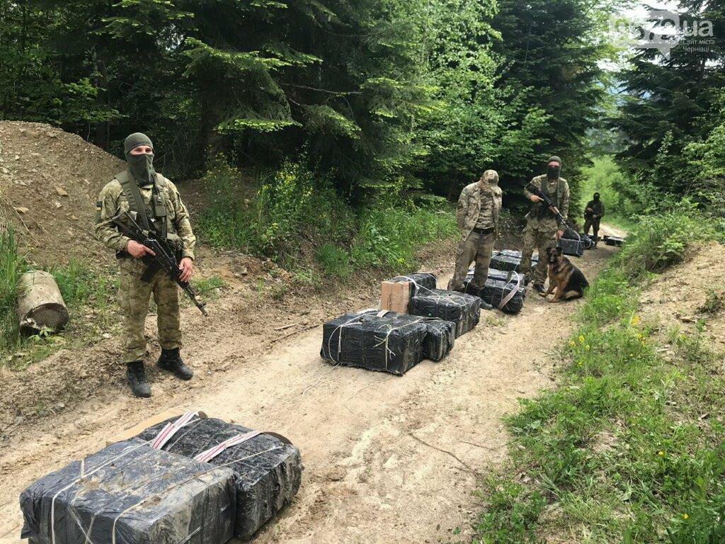 Майбутні офіцери допомогли затримати порушників на Буковині, фото-1