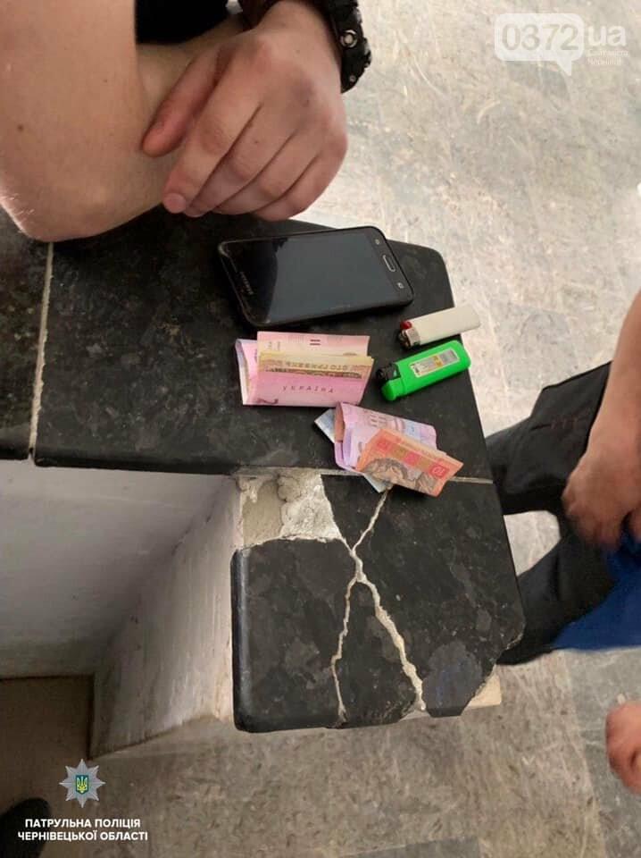 Патрульні Буковини розшукали ймовірного кишенькового злодія, фото-2