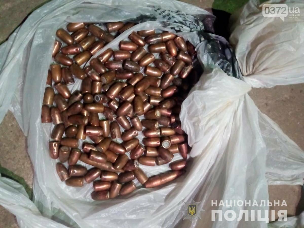 На Буковині відкрили підпільний магазин зброї, фото-2