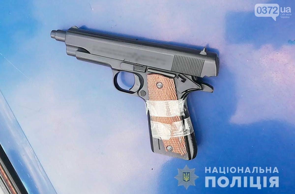 На Буковині відкрили підпільний магазин зброї, фото-3