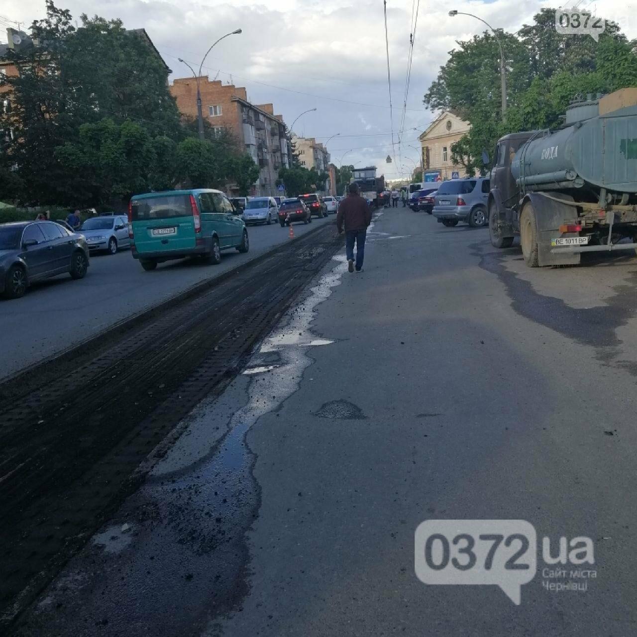 Внаслідок капітального ремонту ділянки однієї із вулиць Чернівців -  буде обмежено рух транспорту, фото-3