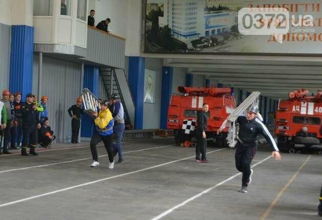 На Буковині відбулися змагання із пожежно-прикладного спорту, фото-1