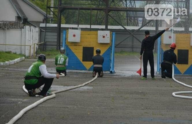 На Буковині відбулися змагання із пожежно-прикладного спорту, фото-4