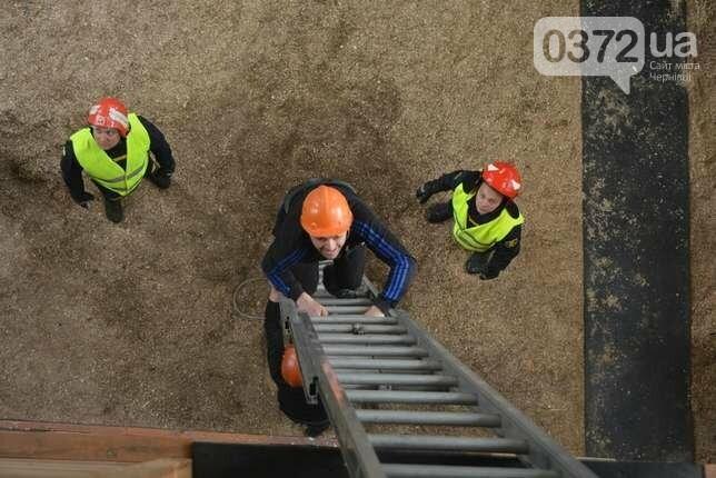 На Буковині відбулися змагання із пожежно-прикладного спорту, фото-7