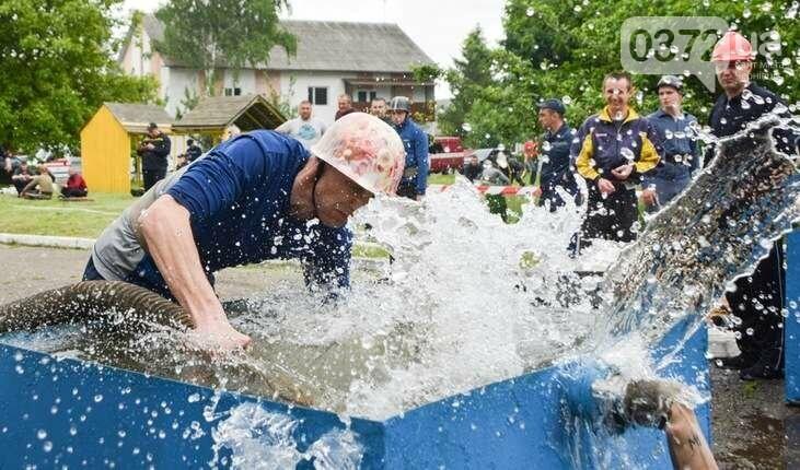 На Буковині відбулися змагання із пожежно-прикладного спорту, фото-2