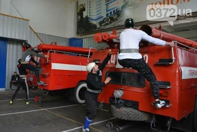 На Буковині відбулися змагання із пожежно-прикладного спорту, фото-6