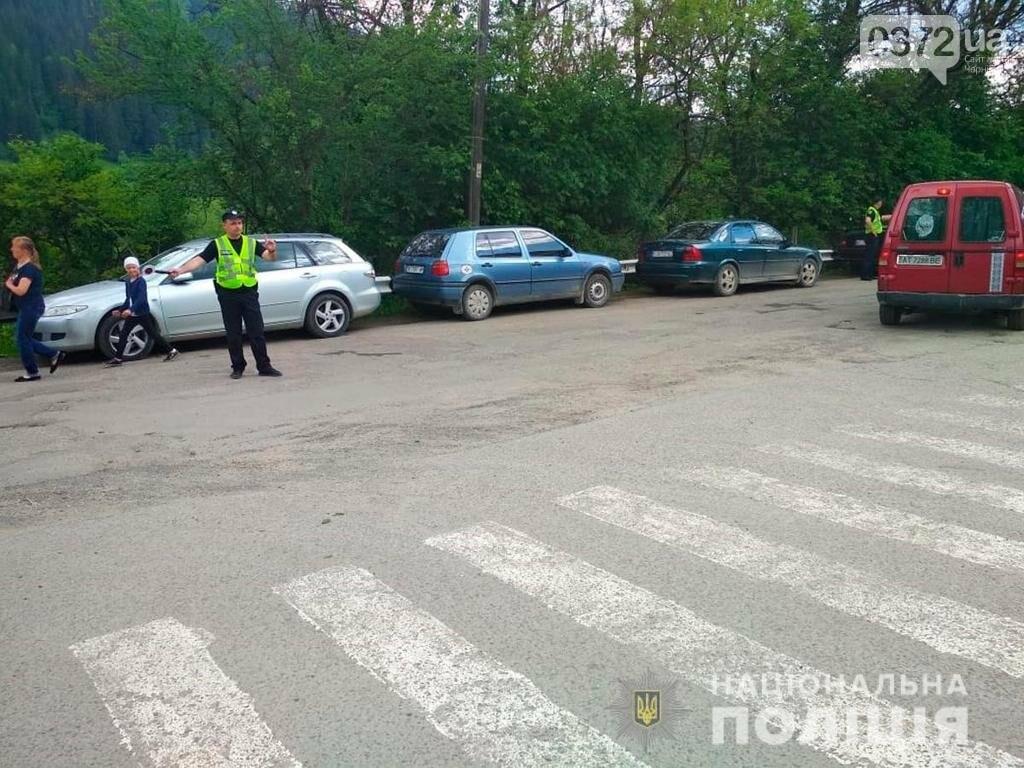Поліція охороняє безпеку учасників і гостей «Полонинської ватри», фото-5