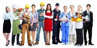 Різноробочі, робота за кордоном